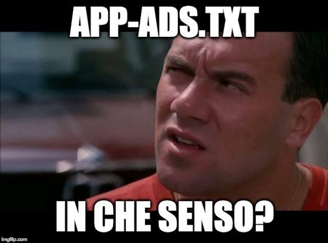 Cos'è L'app-ads.txt?