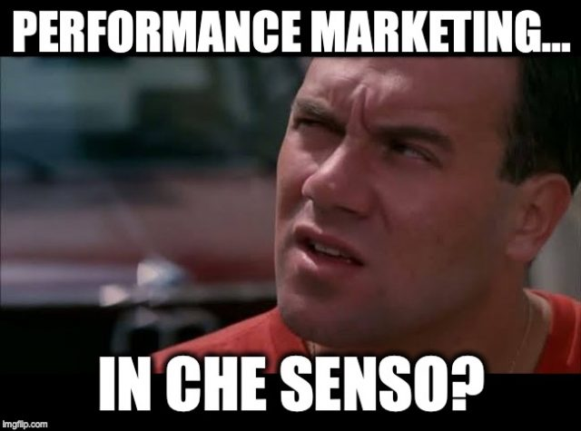performance marketing cos'è