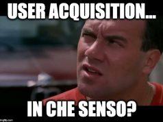 Cos'è l'user acquisition