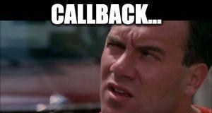 Cos'è una callback