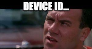 Cos'è un Device ID?