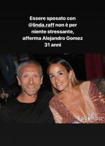 FaceApp Gomez Moglie
