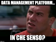cos'è una data management platform