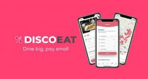 DiscoEat App