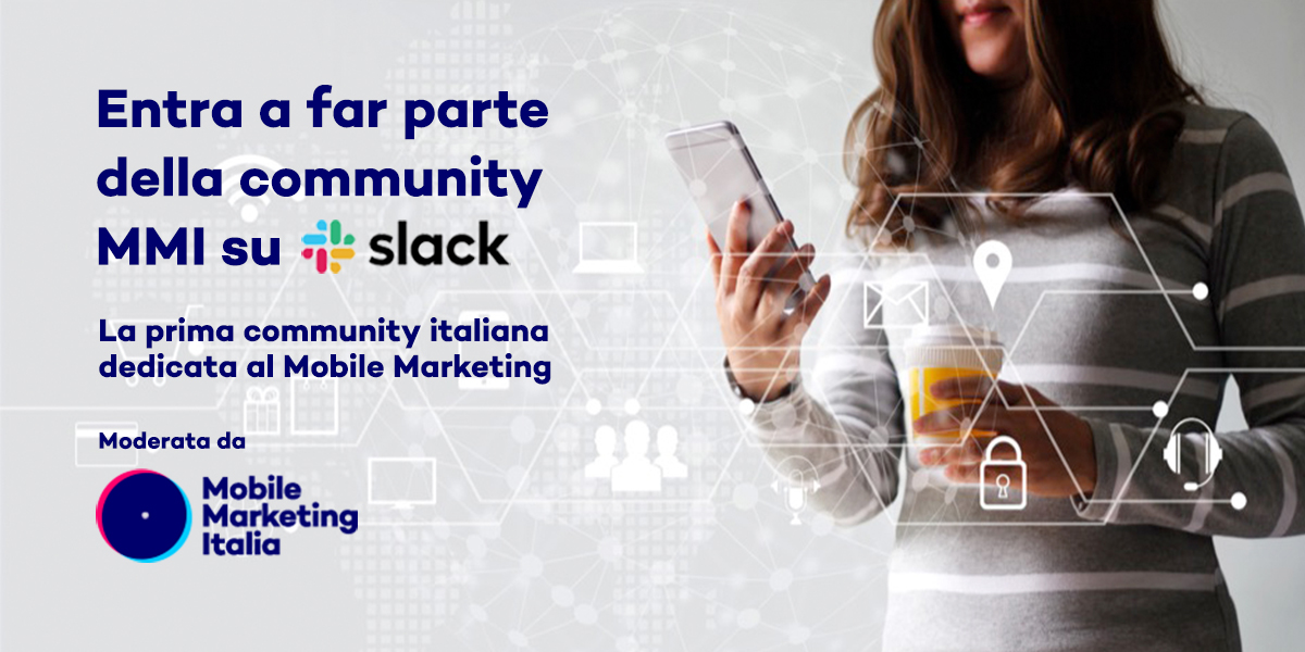 slack mobile marketing italia