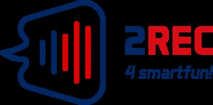 Logo 2REC - iUP