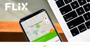 Geolocalizzazione Flixbus