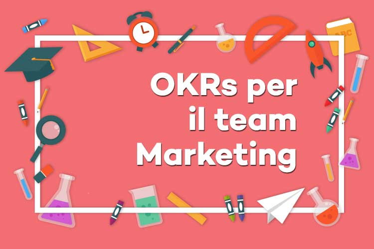 corso mobile marketing OKRs
