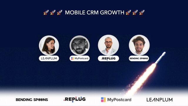 Mobile CRM Growth Webinar