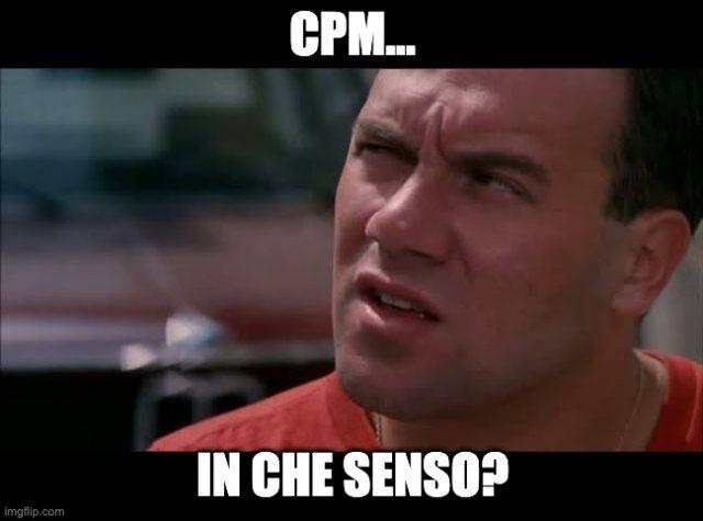 Cos'è il CPM