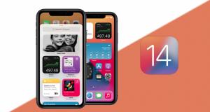 iOS 14 infographic